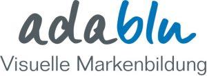Logo adablu Visuelle Markenbildung