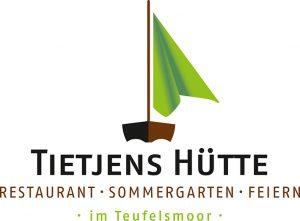 Logoentwicklung Tietjens Huette
